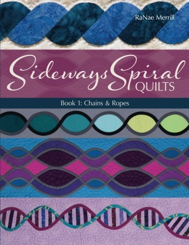 Sideways Spiral Quilts