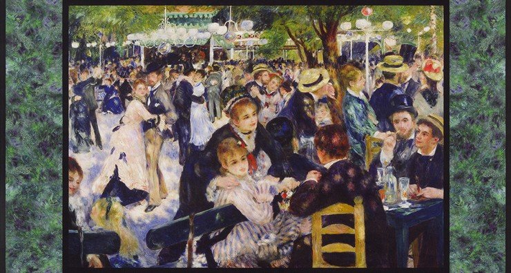 Renoir panel