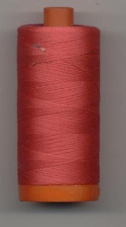 Aurifil Medium Red 50wt MK50 5002
