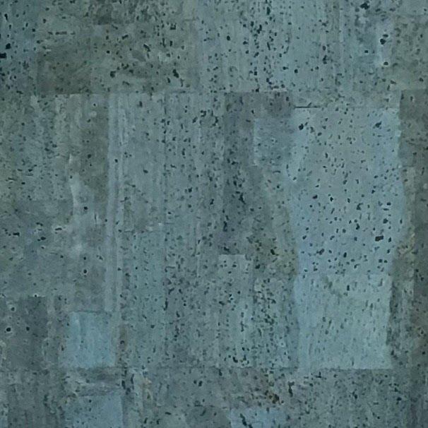 Surface Blue Cork Fabric