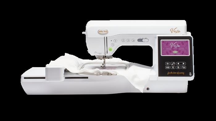 Baby Lock Vesta Embroidery/Sewing Machine
