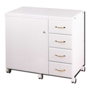 2156AL 4 Drawer Air Lift Cabinet