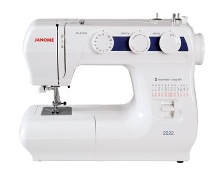 2222 Janome Sewing Machine