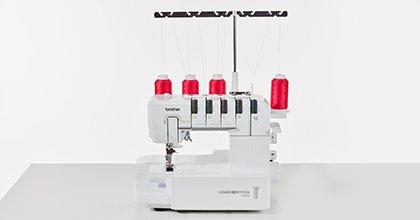 Top Cover Stitch Machine