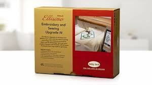 Elisimo Embroidery & Sewing Upgrade IV