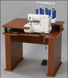 Serger Station for Ovation
