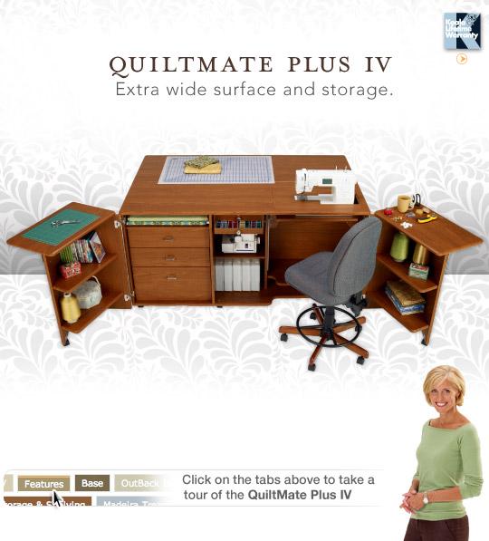 QuiltMate Plus IV
