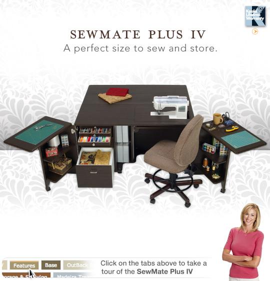 SewMate Plus IV