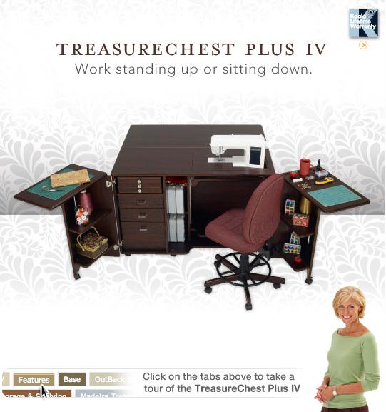 TreasureChest Plus IV