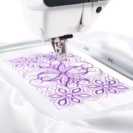 Pfaff Embroidery Hoop - Creative Master Hoop - 240mm X 150mm