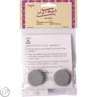 Inspira Embroidery Hoop Magnets (Set of 4 )
