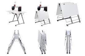 Furniture - Horn Fold Down Table - Bernina Sit Down Longarm Machines
