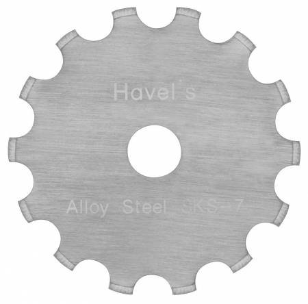 Havels Rotary Cutter Replacement Blade - 45mm (Wide Skip)