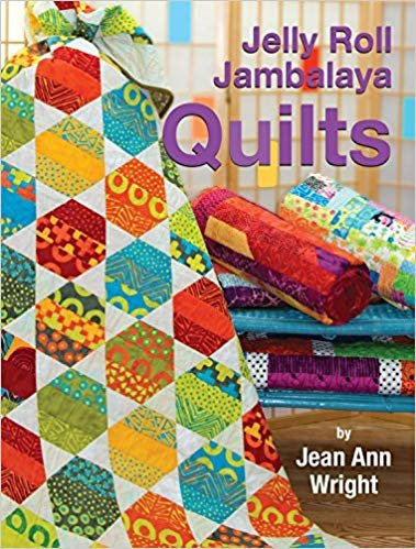 Book - Jelly Roll Jambalaya Quilts