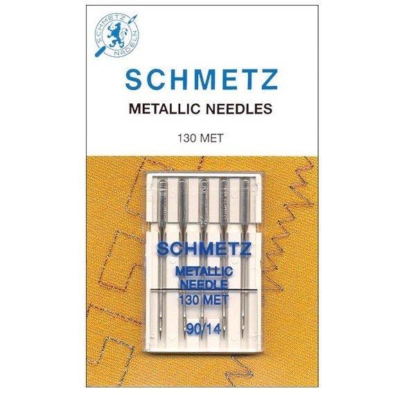 Schmetz Needles - Metallic - Sz 90/14 (Carded)
