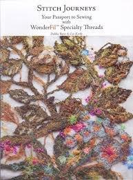Stitch Journey with Wonderfil Threads