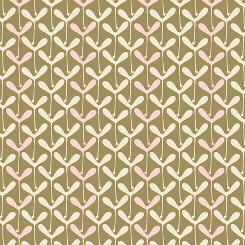 Forest Floor by Bonnie Christine for Art Gallery Fabrics  - Maple Mill Sage