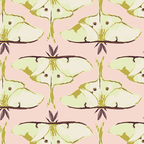Forest Floor by Bonnie Christine for Art Gallery Fabrics - Luna Rising Essence