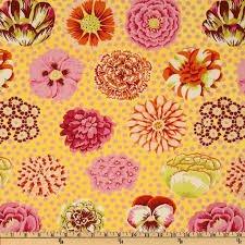 Kaffe Fassett Spring 2011 Collection- Big Blooms for Rowan Fabrics #GP91