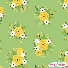 Bright Side Floral by Camelot Fabrics #224090122