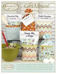 Gift Mixes! Vanilla House Designs Pattern