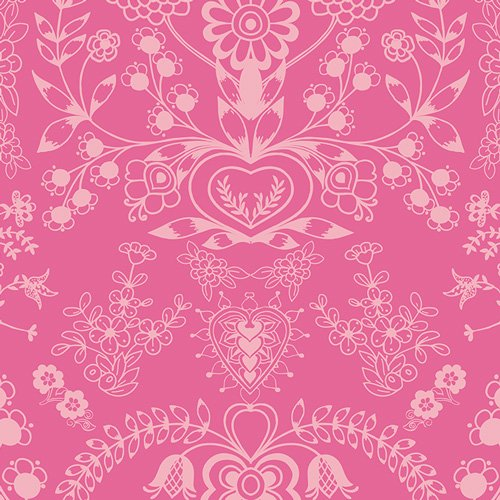 Essentials II by Pat Bravo for Art Gallery Fabrics - Floralism Blush