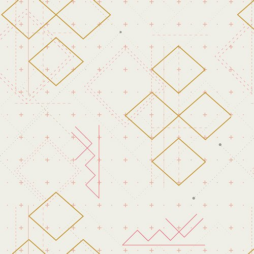 Maker by AGF Studios for Art Gallery Fabrics - Make Drafts Paper
