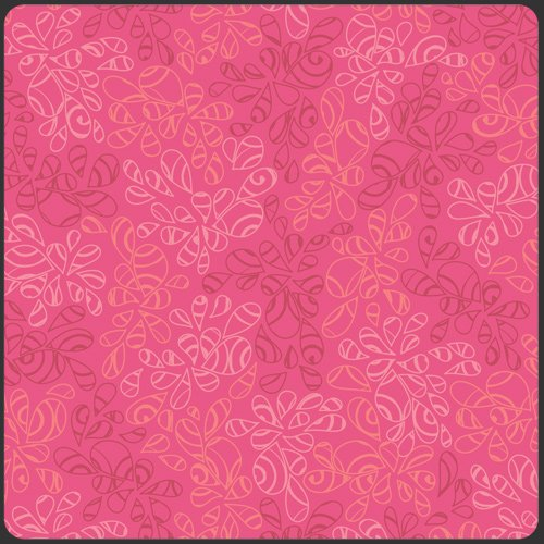 Nature Elements by AGF Studios for Art Gallery Fabrics - Hot Pink