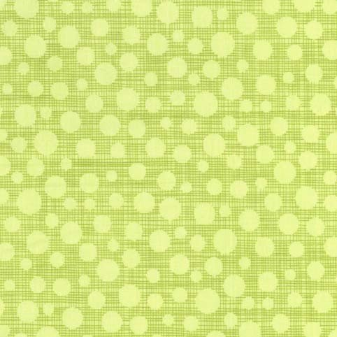 Hash Dot by Michael Miller - Hash Dot Limeade