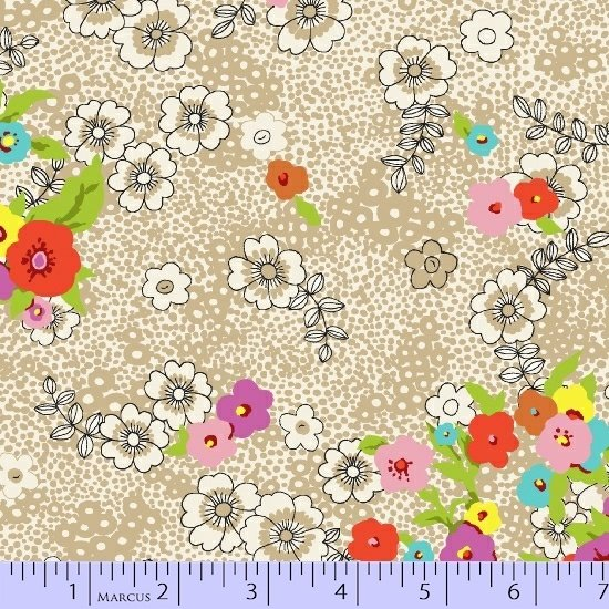 Meadow Storm by Victoria Findlay Wolfe for Marcus Fabrics - 5406-0190