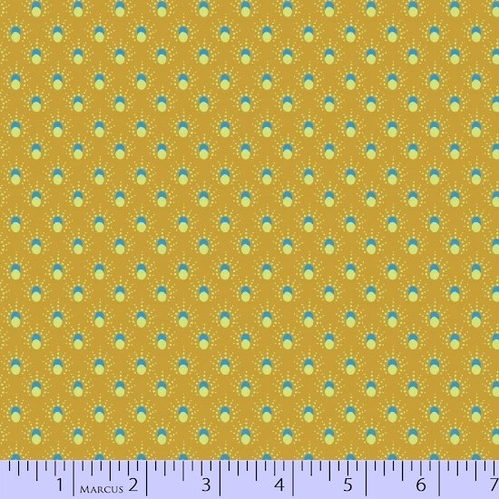 Meadow Storm by Victoria Findlay Wolfe for Marcus Fabrics - 5404-0177