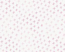 Hello, My Deer Tonal Cross - Pink by Camelot Fabrics #2143707.01