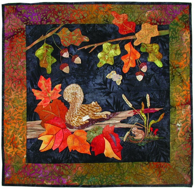 Autumn Fabric Kit