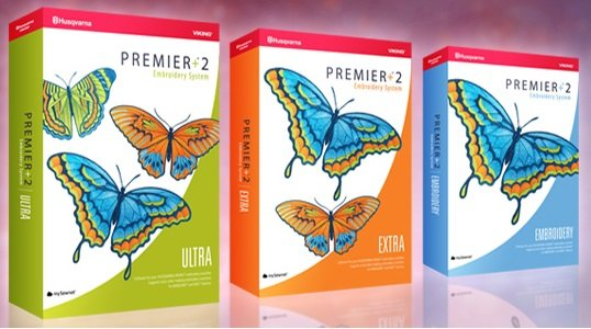 Introduction To 6d Premier Plus Premier Plus 2 Embroidery