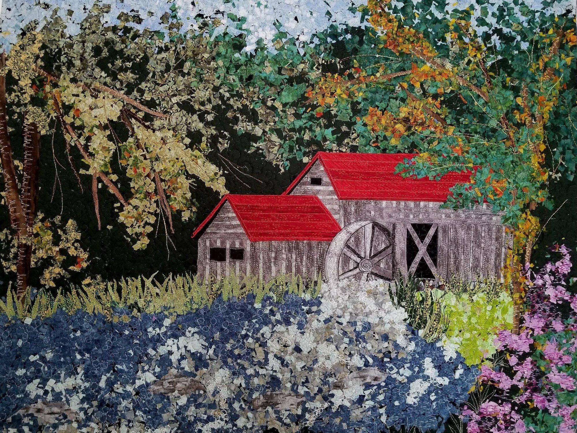 Impressionistic Landscape Workshop w Twist with Nancy Ryan