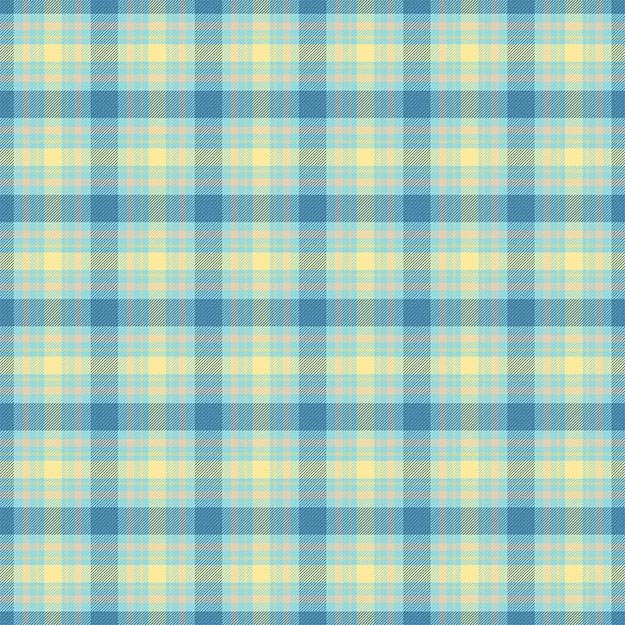 Whoo Me? blue - blue/yellow plaid