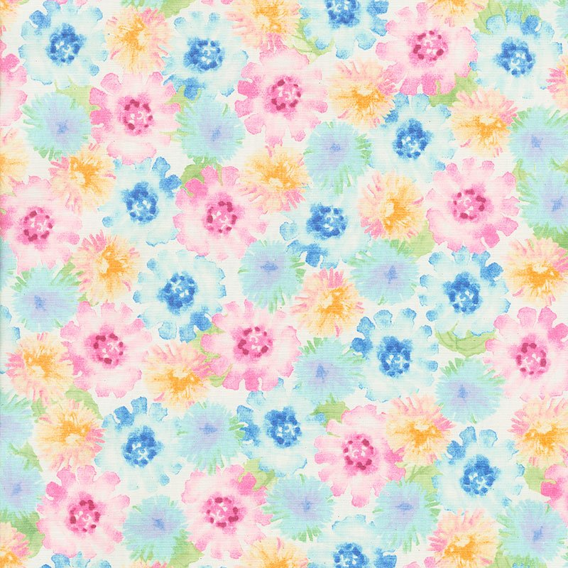 Natural Blooms - pastel blooms
