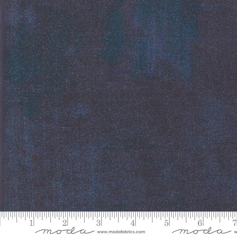 Grunge Glitter - peacoat (dark blue)