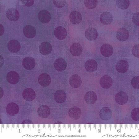 Grunge Spots - grape