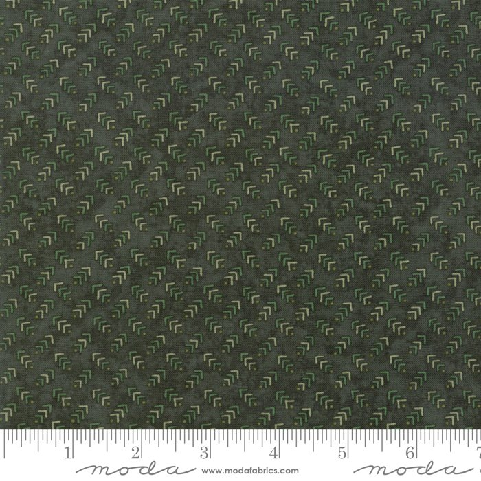 Fresh Off The Vine - small pattern green