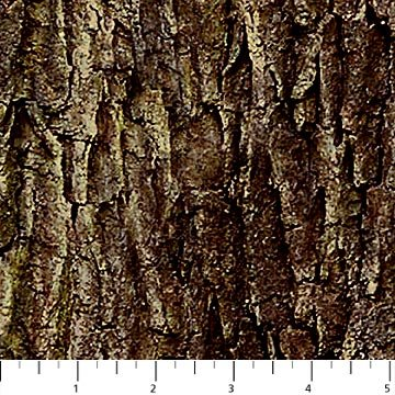 Naturescapes - medium brown tree bark with hints of moss