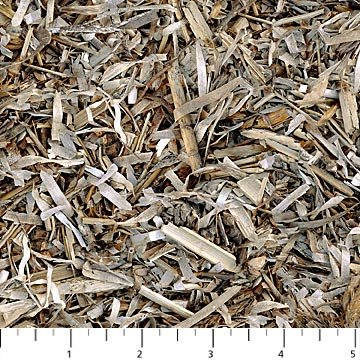 Naturescapes - shreded wood chips