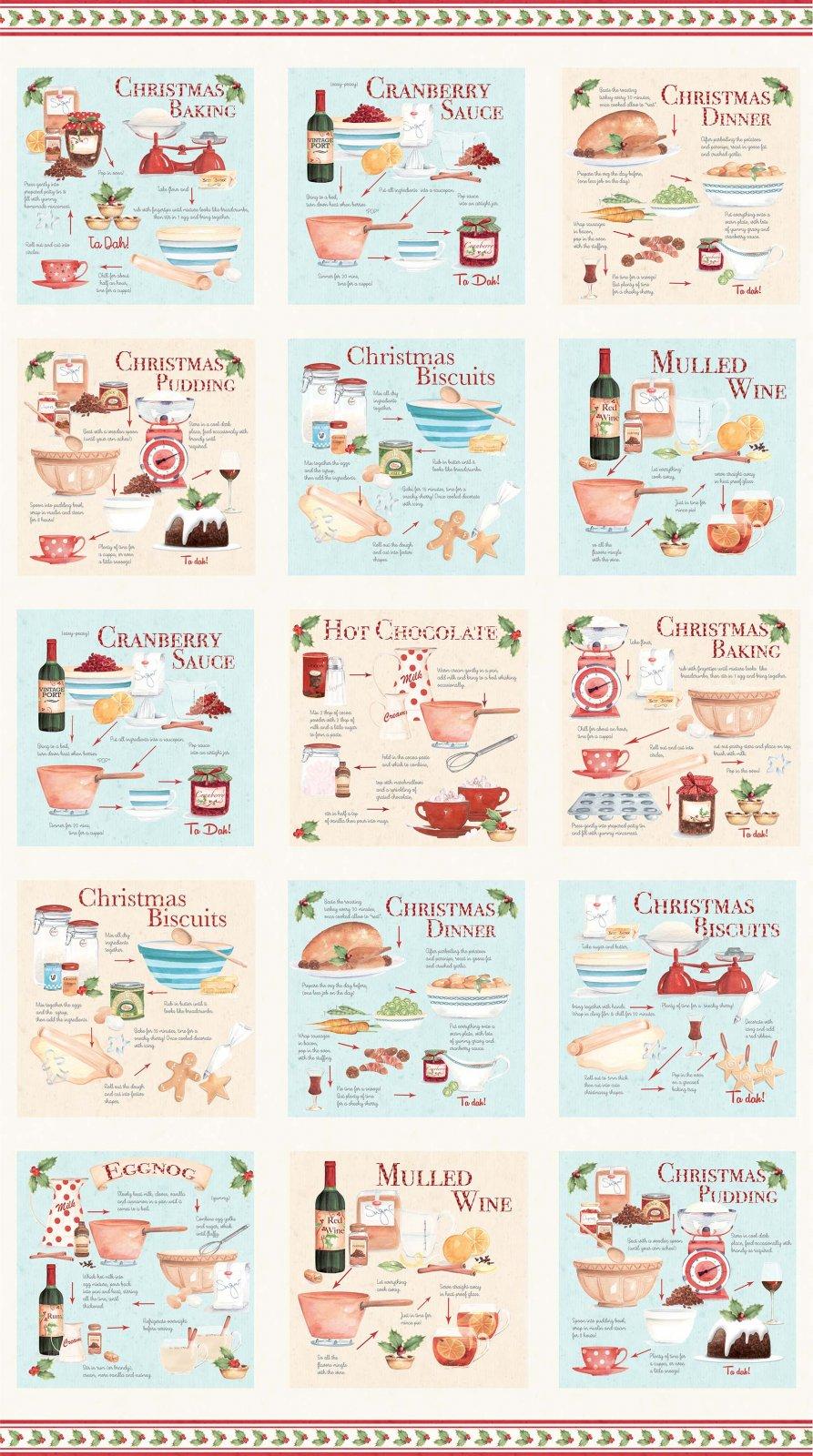 Sugar and Spice - Christmas receipes