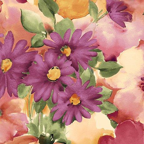 Sophia - Watercolor floral