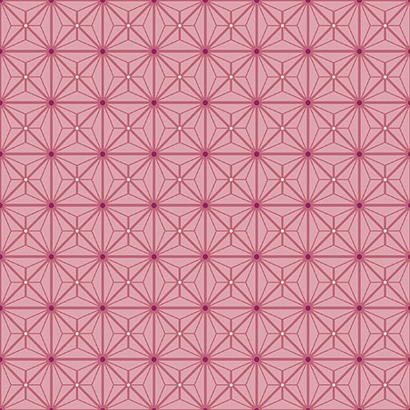 Sophia - Diamond Geo Patch - pink