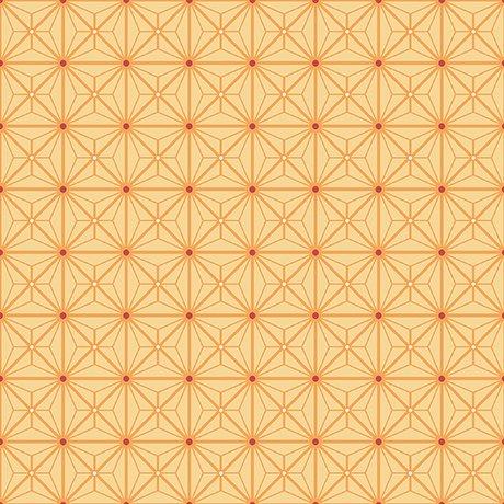 Sophia - Diamond Geo Patch - yellow