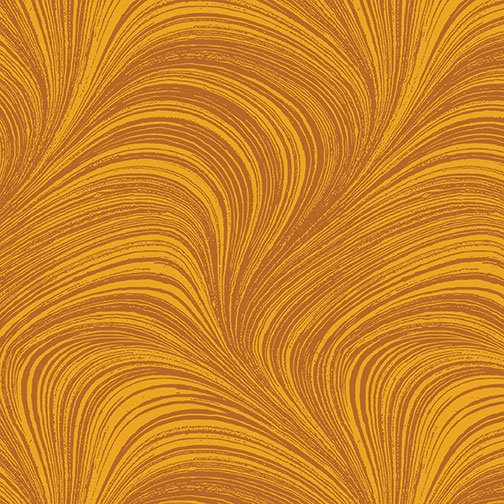 Wave Texture - Amber