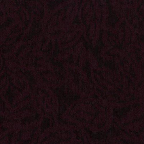 Miyako - wine color - bleneded pattern