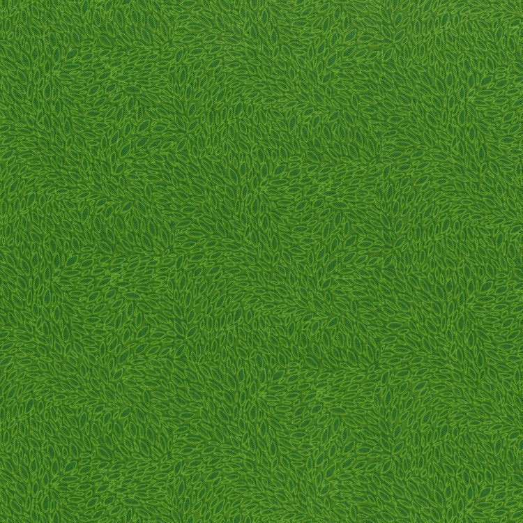 Hopscotch - Leaves in Motion - green