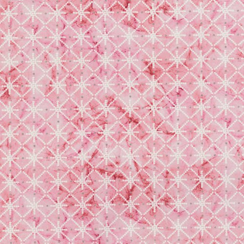 Serene Spring - Morning sparkle - blush (pink)